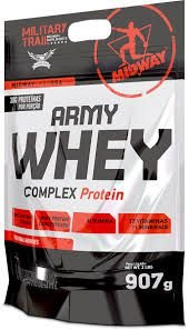 WHEY ARMY (907G) - MIDWAY