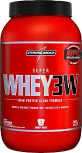 SUPER WHEY 3W (907G) - INTEGRALMEDICA