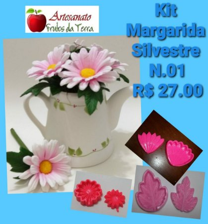 Kit frisadores Margarida Silvestre