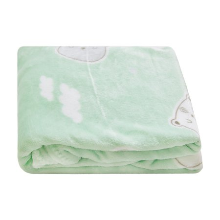Cobertor de Microfibra Urso