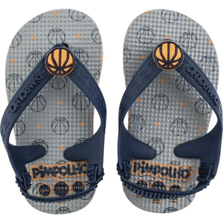 Chinelo Baby Basquete