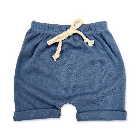 Shorts Básico Azul Jeans