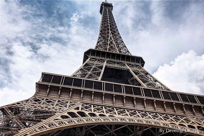 Quadro em canvas CIDADES - PARIS II
