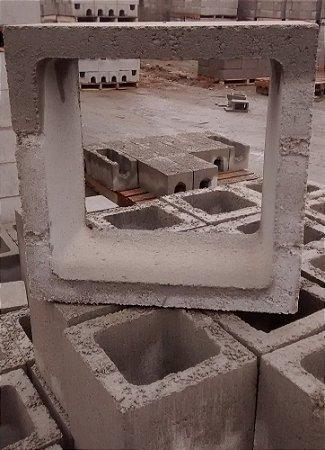 Pilar de Concreto Quadrado 40x40