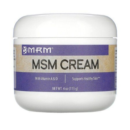 MSM Creme + Aloe Vera