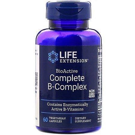 Complexo B Life Extension 60 Cápsulas Vegetarianas