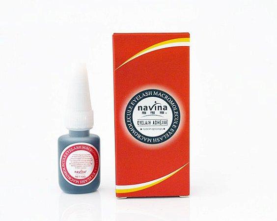 Cola Cílios Navina Vermelha