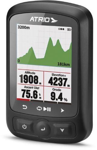 GPS TITANIUM BLUETOOTH 4.0 TELA 2,2 POL.+ CINTA CARDÍACA ATRIO - BI155