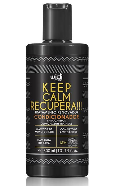CONDICIONADOR KEEP CALM RECUPERA!!! • 300ml •