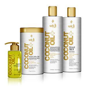 COCONUT OIL + 10 em 1