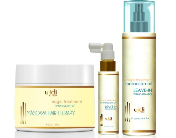 KIT MAGIC REPAIR TREATMENT - MOROCCAN OIL