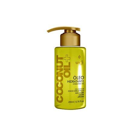 ÓLEO HIDRATANTE COCONUT OIL + • 120 ml •