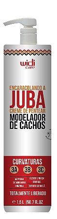 ENCARACOLANDO A JUBA CREME DE PENTEAR • 1,5l •