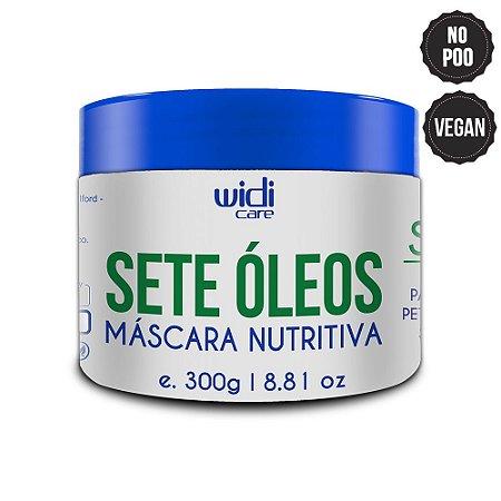 SETE ÓLEOS MASCARA NUTRITIVA - 300G