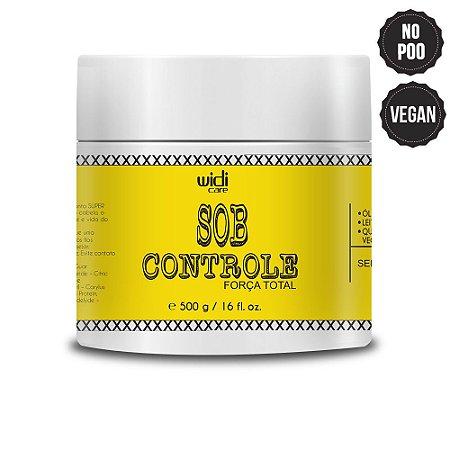 SOB CONTROLE FORÇA TOTAL MÁSCARA - 500G