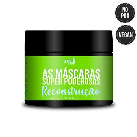 AS MÁSCARAS SUPER PODEROSAS RECONSTRUÇÃO - 300 G