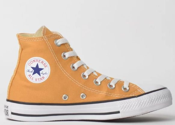 TÊNIS CONVERSE ALL STAR - MOSTARDA