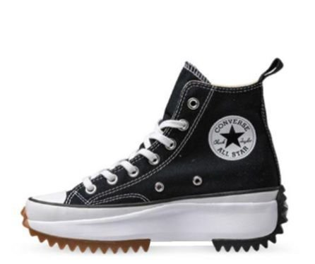 TÊNIS CONVERSE ALL STAR RUN STAR HIKE - PRETO