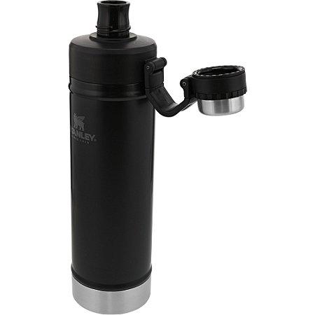 Garrafa Térmica Stanley Hydration Preta 750ml