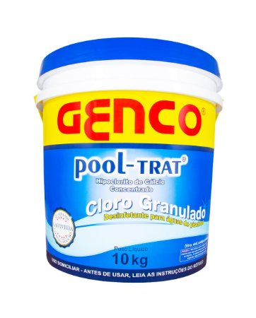 Cloro Granulado Pool-Trat Genco 10Kg