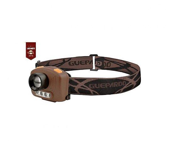 Lanterna de Cabeça Recarregável  Guepardo Sensor Light LB0401