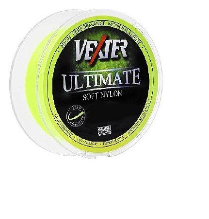 Linha Vexter Ultimate Soft Nylon 0.37mm 300m Verde