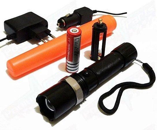 Lanterna Ecooda Led Recarregável Características EC-101