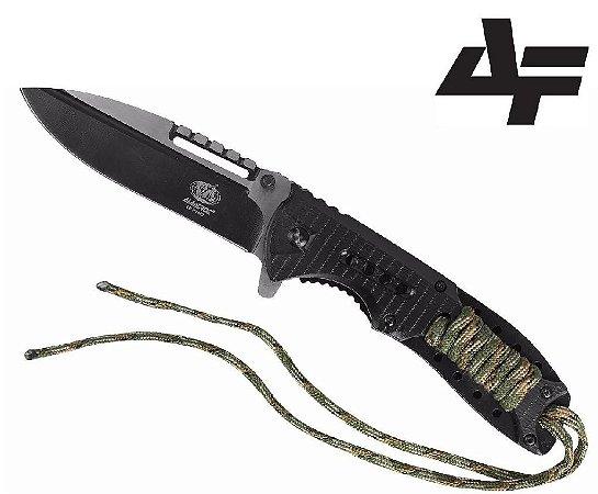 Canivete Albatroz Fishing ZD-HY443 Aço Inox