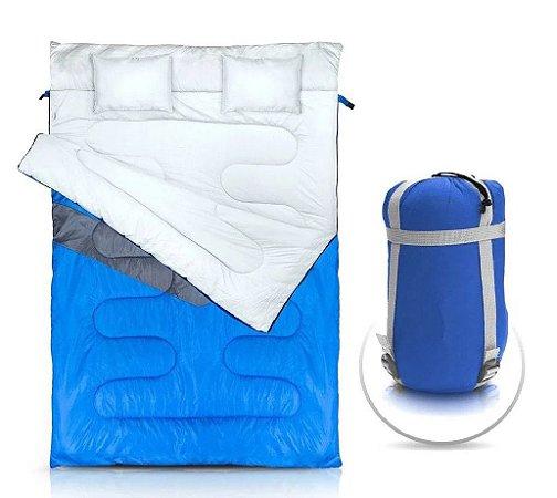 Saco de dormir duplo Kuple NTK para casal
