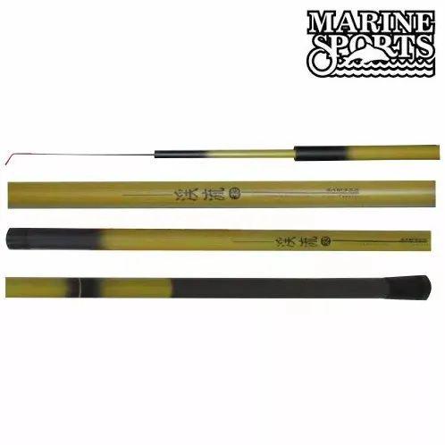 Vara Telescópica Marine Sports Bamboo - 3,60 m