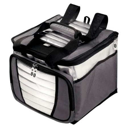 Bolsa Térmica Ice Cooler Mor 24 Litros 1 Divisória - Cinza