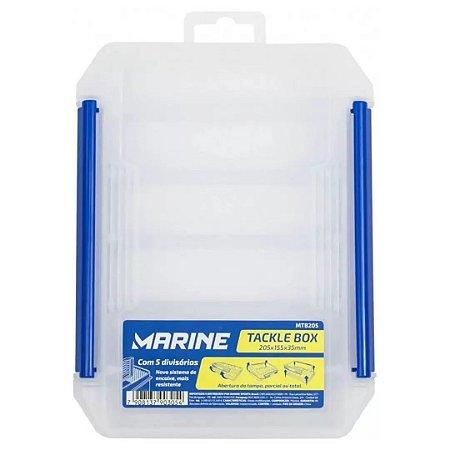 Estojo Marine Sports Tackle Box - 5 Divisórias