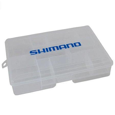 Estojo Shimano 19X13.5X4CM - 10 Divisórias