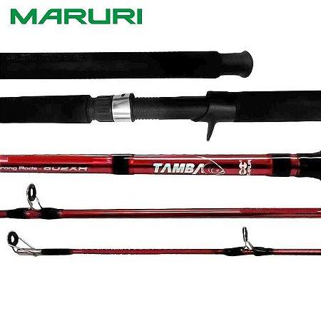 Vara Maruri Tamba 2,40m 40 - 80Lbs Carretilha
