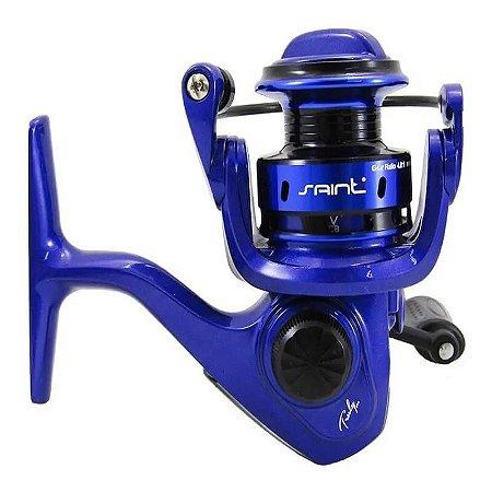 Molinete Ultralight Saint Plus New Truly 500 Azul