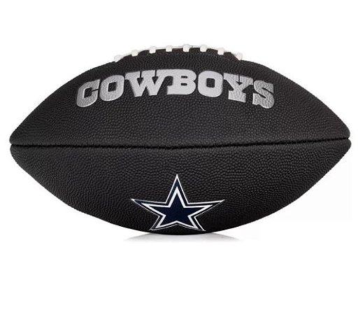 Bola de Futebol Americano Wilson NFL Team Jr Dallas Cowboys