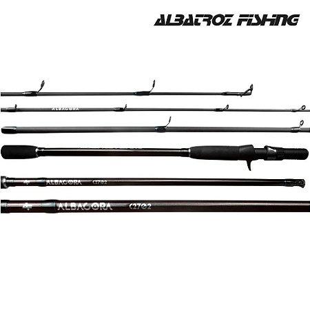 Vara para carretilha Albatroz Albacora 2,40m 50 Lbs