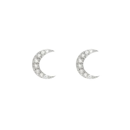 Stud Lunar Branco