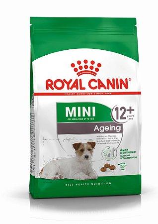 Ração Royal Canin Cães Mini Ageing 12+ 2,5kg
