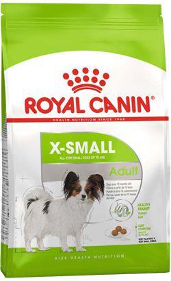 Ração Royal Canin Cães X-Small Adulto