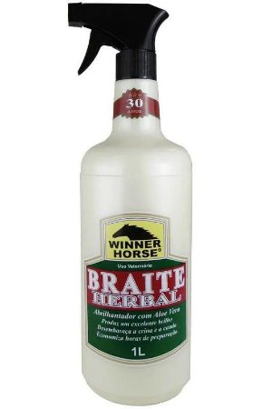 Abrilhantador Braite Herbal 1 Litro Winner Horse