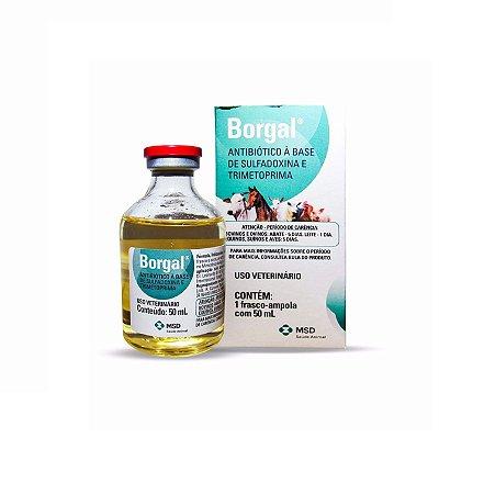 Antibiótico Borgal Injetável 50ml