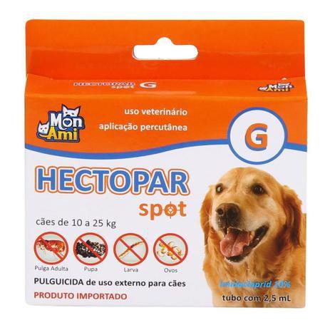 Antipulgas Hectopar G