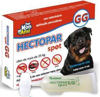 Antipulgas Hectopar GG