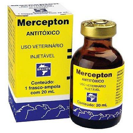 Antitóxico Mercepton Injetável 20ml