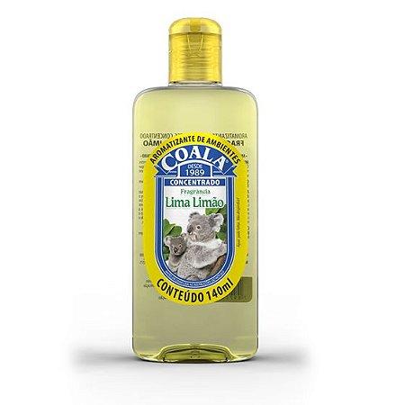 Aromatizante de Ambientes Coala Concentrado Lima Limão 140 ML