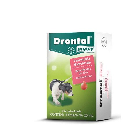 Drontal Puppy 20ml Líquido
