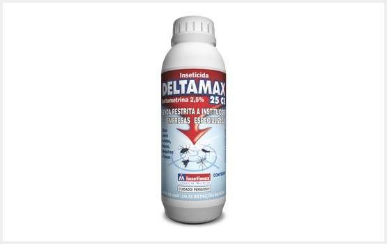 Inseticida Deltamax CE-25 250 ml