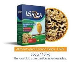 Mistura para Canário Belga Color 10 kg