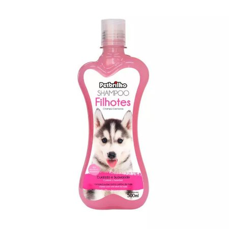 Shampoo Filhotes 500ml Petbrilho